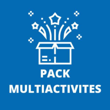 Pack multiactivités