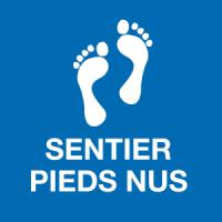 Sentier pieds nus Adulte